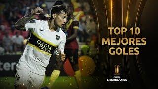 Top 10 | Los MEJORES GOLES de la CONMEBOL Libertadores 2019