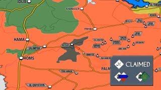 31 августа 2017. Военная обстановка в Сирии. ИГИЛ заявило об убийстве двух российских солдат в Сирии