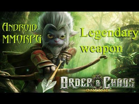 Order & chaos 2 искупление - Как получить Легендарное Оружие