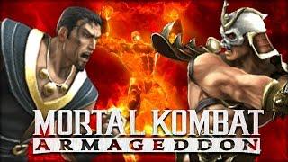 Who REALLY Killed Blaze? Taven or Shao Kahn? Mortal Kombat Explained