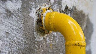 Handwerkerstichprobe: Wenn die Gasleitung überprüft werden muss