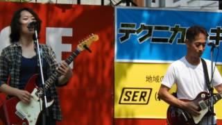 2017.7.30 えれこっちゃ宮崎 バンド・エイドのFacebookページが立ち上が...