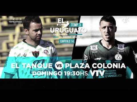 Fecha 14 - El Tanque Sisley vs Plaza Colonia - Clausura