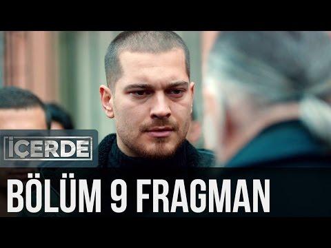 İçerde 9. Bölüm Fragman