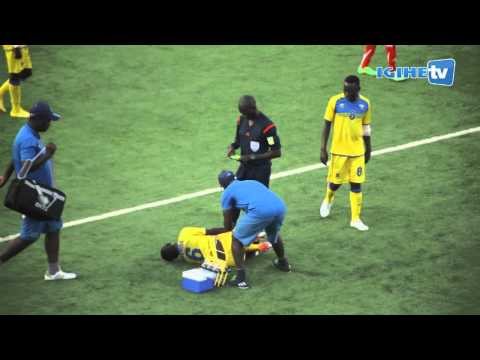 2017 Africa U 20 Cup of Nations Qualifiers Rwanda 1 - 1 Ugan