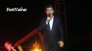 VINCENT NICLO (Medley) Concert Valras Plage avec FestiValras