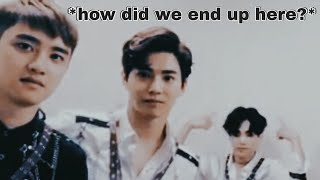 and that's why exo-ls stay loyal to EXO (even with no comeback)