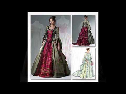 Красивые старинные платья/Beautiful Vintage Dresses