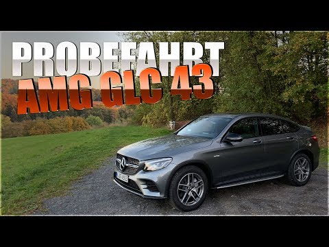 Mercedes-AMG GLC 43 4MATIC Coupé Probefahrt | 83metoo