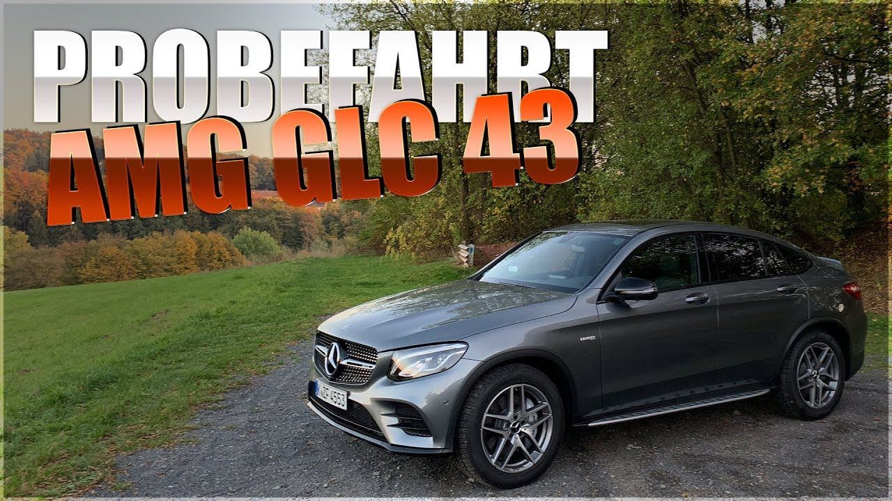 Mercedes Amg Glc 43 4matic Coupe Probefahrt 83metoo