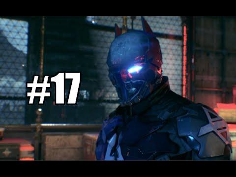 Pelataan Batman: Arkham Knight - #17