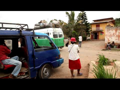 Village Life in Madagascar
