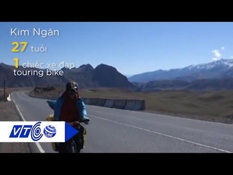 Cô gái Việt đạp xe 291 ngày tới Paris | VTC