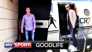 Luxus pur: Cristiano Ronaldo zeigt seine 11-Millionen-Hütte | Goodlife #33