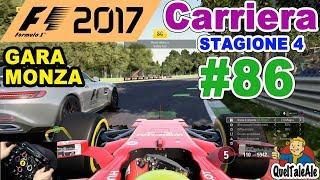 F1 2017 - PS4 Gameplay ITA - T300 - Carriera #86 - GARA Monza - Imprevisti