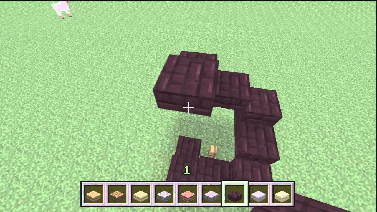 Double Spiral Staircase Minecraft Minecraft