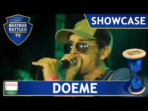 Doeme from Hungary - Showcase - Beatbox Battle TV
