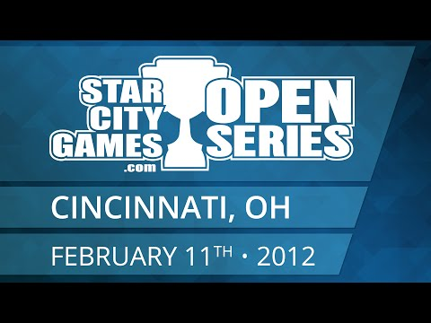 SCGCIN - 2012 - Legacy - Round 9 - Chris Andersen vs Bobby Kovacs