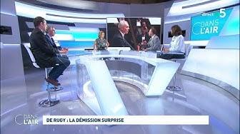 De Rugy : la démission surprise #cdanslair 16.07.2019