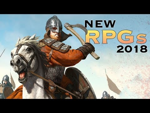 Top 10 NEW RPGs of 2018