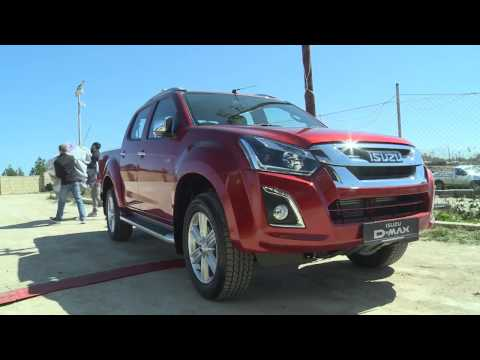 Isuzu D-Max Launch In Malta