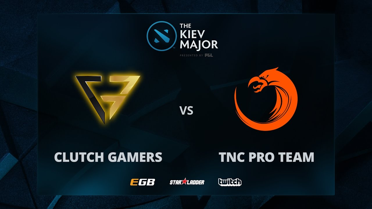 Clutch Gamers vs TNC Pro Team, Game 2, The Kiev Major SEA Main Qualifiers Play-off
