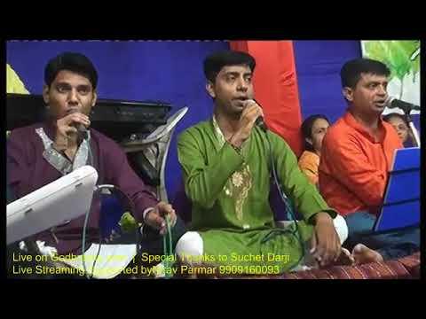 Godhra Navratri Festival - Chandni Chowk Garba 2017