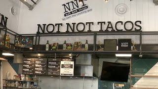 Sam the Cooking Guy reopens Not Not Tacos in the Little Italy Food Hall