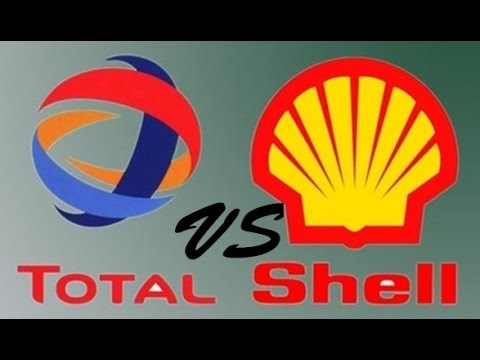 Total vs. Shell (Battle of the fuel) UNBELIEVABLE!!!