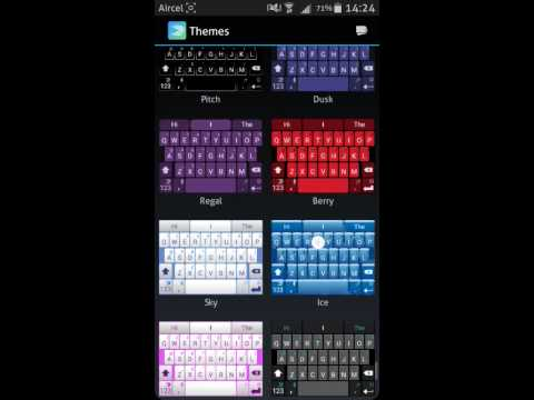 BEST KEYBOARD FOR ANDROID (2014)