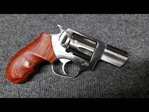 ruger sp101 review
