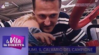 Schumi, il calvario del campione - La vita in diretta 18/02/2019