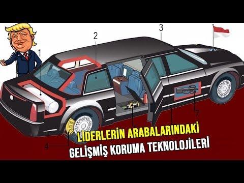Liderlerin Resmi Arabaları Değiştirildi! Dünya Liderlerinin Gelişmiş Araç Güvenliği Özellikleri
