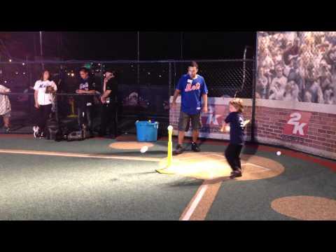 Justin Weiss Home Run
