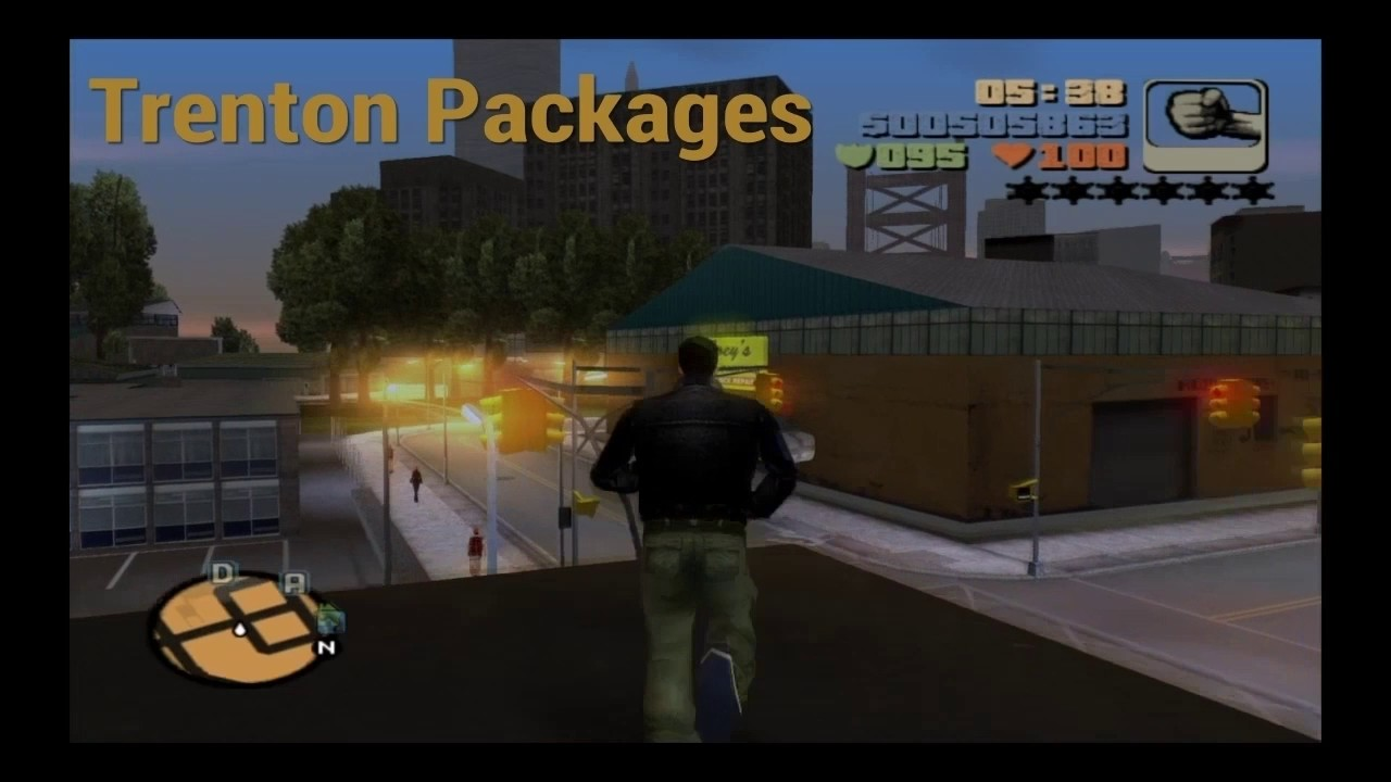 Grand Theft Auto 3  All 100 Hidden Packages  YouTube