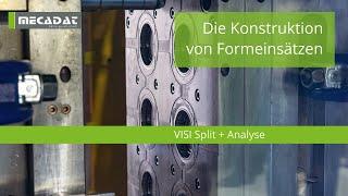 VISI Split + Analyse - Produktvideo ''Die Konstruktion von Formeinsätzen''