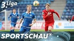3. Liga: Zwickau dreht das Spiel gegen Magdeburg | Sportschau