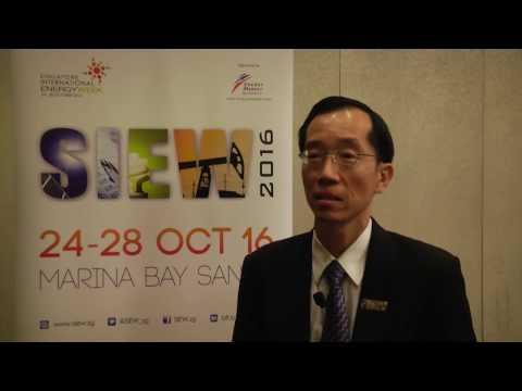 SIEW 2016 Theme Launch: Mr Ng Wai Choong, Chief Executive, Energy Market Authority (2/2)