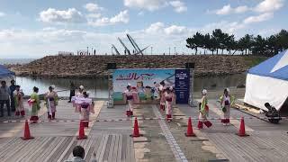 六花  タオルでゑえじゃないか りんくうリレーマラソン2018 マラソンタオル 検索動画 4