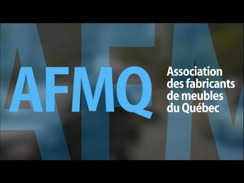 AFMQ : Émission spéciale sur l'industrie québécoise du meuble - 2015