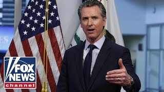 Lawmaker leading Newsom recall says Dems are smearing supporters