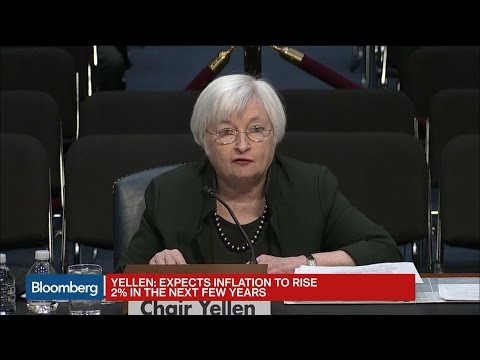 Yellen: Labor Gains Boost My Confidence In 2% Inflation