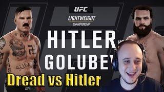 Dread vs Hitler UFC Альберт Лучшее со стрима !!!!