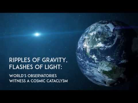 Ripples of Gravity, Flashes of Light