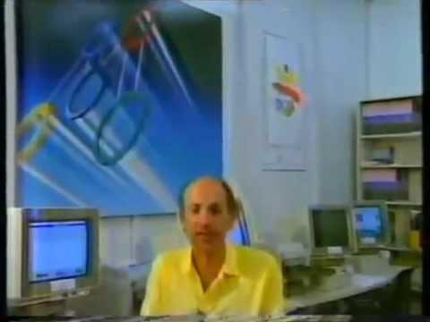 Compilacao de Chamadas da Rede Manchete - 1992