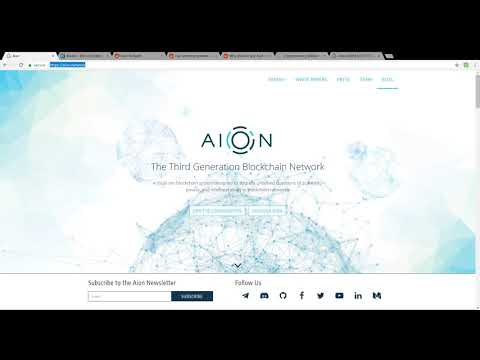 WHAT IS AION COIN SHOULD YOU BUY?