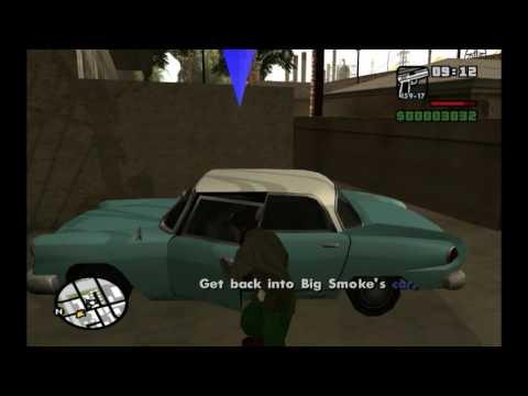 GTA San Andreas ''Running Dog'' (All Possibilities)