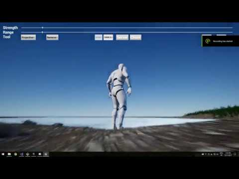 UE4 - Voxel Character deformation by Bitoken