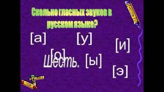 Презентация Гласные и согласные звуки и буквы 1 класс