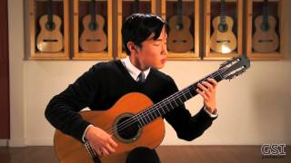 Alex Park plays a 1925 Hermann Hauser I